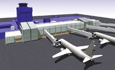 Akron-Canton Airport Concourse Expansion & Renovation
