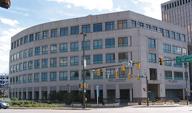 City of Baltimore, MD Baltimore Police Headquarters Addition and Renovation