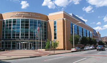 Baltimore, MD  Juvenile Justice Center, MD Department of General Services