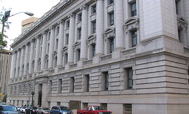 Baltimore, MD US Customhouse, General Services Administration