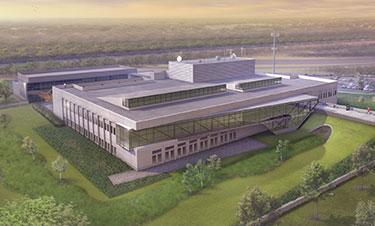 Fairfax, VA Public Safety & Transportation Operations Center