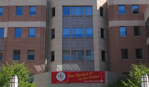 University of Maryland, Baltimore, MD School of Nursing Addition