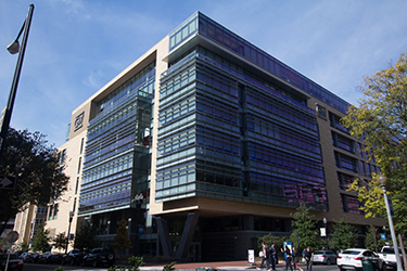 George Washington University Engineering Hall