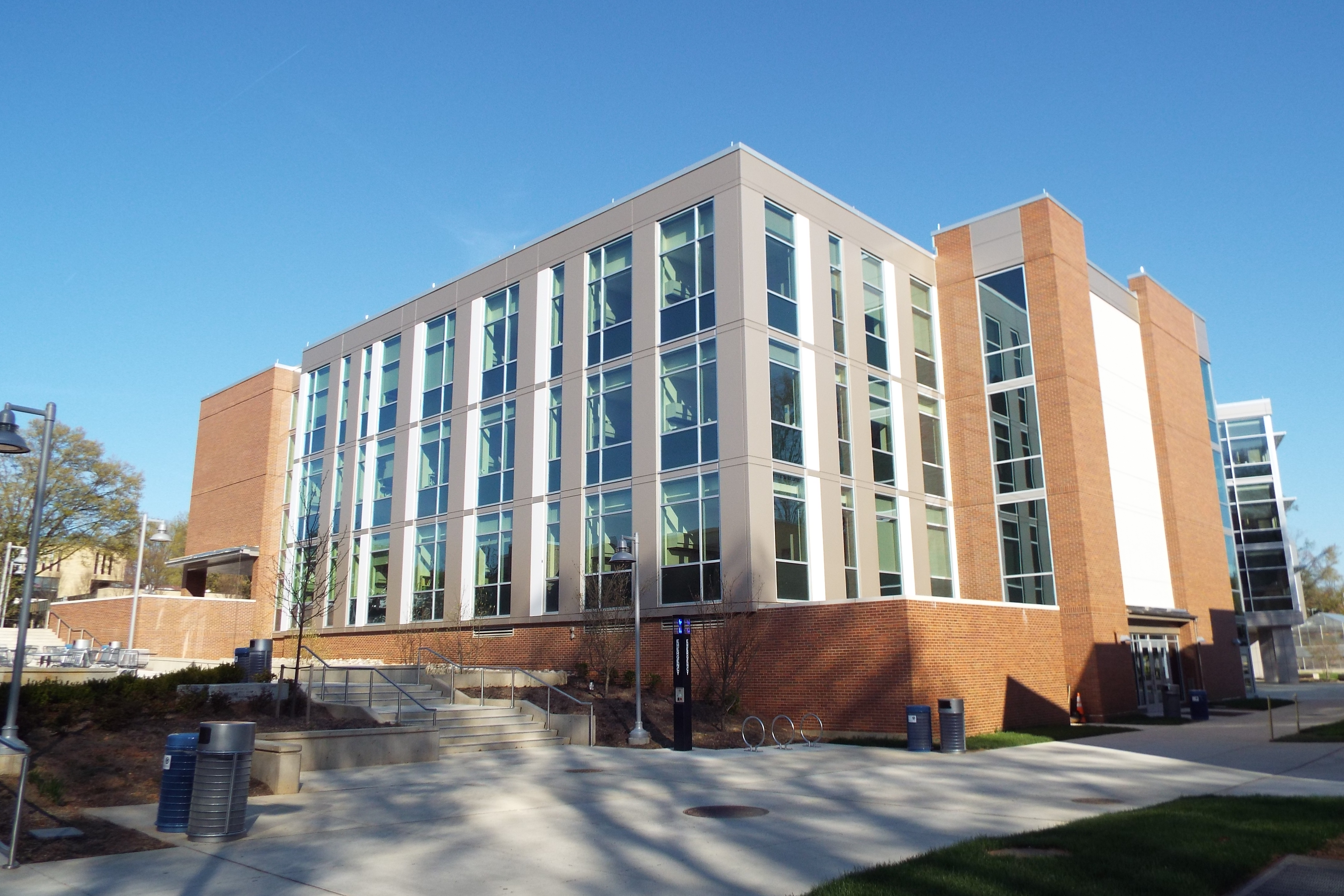 Montgomery College, Renovations of Science East Building, Rockville MD